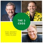 3 CEOs